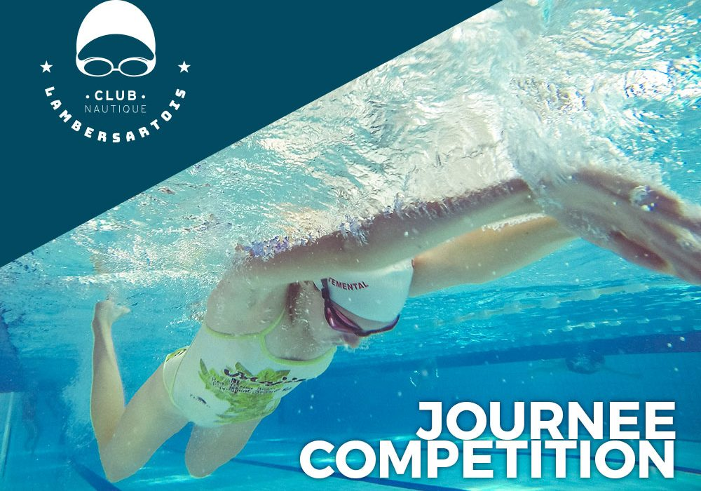 journee competition natation